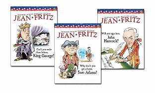 Jean Fritz History Books - Penguin Young Readers Group
