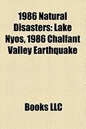1986 Natural Disasters: Lake Nyos