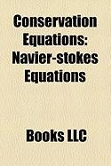 Conservation Equations: Navier-Stokes Equations