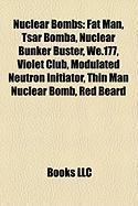 Nuclear Bombs: We.177