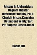 Prisons in Afghanistan: Bagram Theater Internment Facility