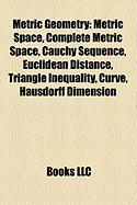 Metric Geometry: Metric Space