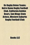 Us Rugby Union Teams: Notre Dame Rugby Football Club