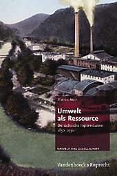 Umwelt als Ressource