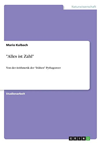 Alles Ist Zahl (Paperback) - Mario Kulbach
