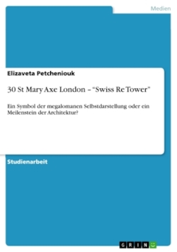 30 St Mary Axe London -
