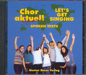 Chor aktuell International - CD