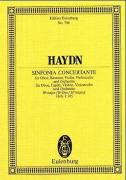 Sinfonia Concertante in B-Flat Major (Hob. I: 105) (Edition Eulenburg)