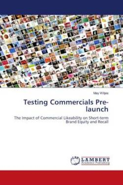 Testing Commercials Pre-launch - Witjes, May
