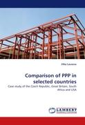 Comparison of PPP in selected countries - Lausova, Jitka