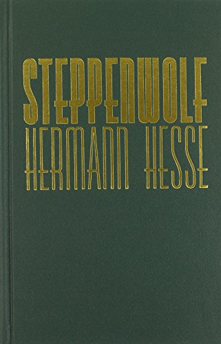 Steppenwolf - Hesse, Hermann