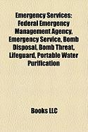 Emergency Services: Federal Emergency Management Agency