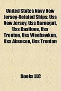 United States Navy New Jersey-Related Ships: USS New Jersey
