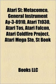 Atari ST: Atari ST magazines, Atari ST software, Microsoft Word, Graphical Environment Manager, WordPerfect, MetaComCo, Lattice C - Source: Wikipedia