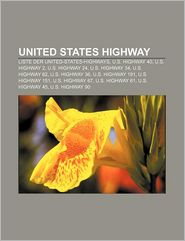 United States Highway - B Cher Gruppe (Editor)