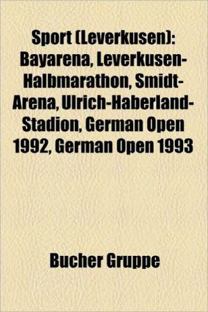 Sport (Leverkusen) - B Cher Gruppe (Editor)