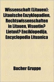 Wissenschaft (Litauen) - B Cher Gruppe (Editor)