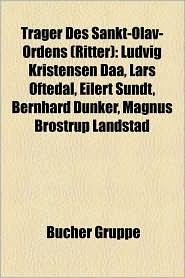 Tr Ger Des Sankt-Olav-Ordens (Ritter)