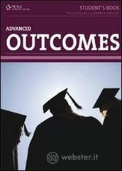Outcomes. Advanced intermediate. Student's book. Con espansione online. Per le Scuole superiori - Dellar Hugh