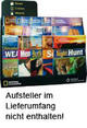 National Geographic Class Library Set 2, 1000 Headwords, CEF A2, 15 Lektüren, DVD, 3 Audio-CDs + Teacher's Book