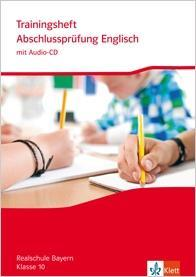 Trainingsheft Abschlusspruefung Englisch, mit Audio-CD - Aston, Paul Finkbeiner, Claudia Hellyer-Jones, Rosemary