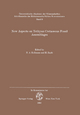 New Aspects on Tethyan Cretaceous Fossil Assemblages - H.A. Kollmann; H. Zapfe
