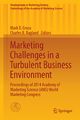 Marketing Challenges in a Turbulent Business Environment - Mark D. Groza; Charles B. Ragland