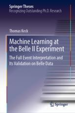 Machine Learning at the Belle II Experiment - Thomas Keck