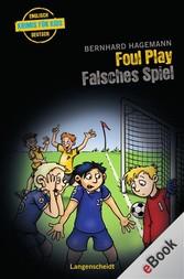 Foul Play - Falsches Spiel - Bernhard Hagemann