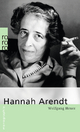 Hannah Arendt - Wolfgang Heuer