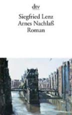 Arnes Nachlass - Siegfried Lanz