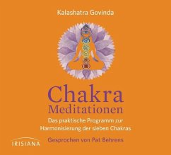 Chakra-Meditationen (MP3-Download) - Govinda, Kalashatra