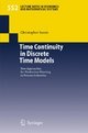 Time Continuity in Discrete Time Models - Christopher Suerie