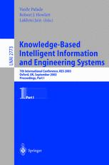 Knowledge-Based Intelligent Information and Engineering Systems - Vasile Palade