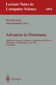 Advances in Databases - Ronald Morrison; Jessie Kennedy