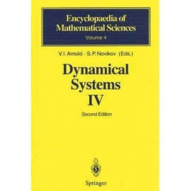 Dynamical Systems Iv - Symplectic Geometry And Its Applications, 2nd Edition - Vladimir Arnold