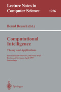 Computational Intelligence. Theory and Applications