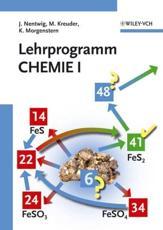 Lehrprogramm Chemie. I 7 Programme allgemeine Chemie, 20 Programme anorganische Chemie, 2 programme organische Chemie - Joachim Nentwig, Manfred Kreuder, Karl Morgenstern