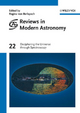 Reviews in Modern Astronomy Vol. 22