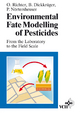 Environmental Fate Modelling of Pesticides - Otto Richter; Bernd Diekkrüger; Peter Nörtersheuser