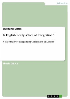 Is English Really a Tool of Integration? - Alam, SM Ruhul