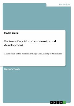 Factors of social and economic rural development - Giurgi, Paulin
