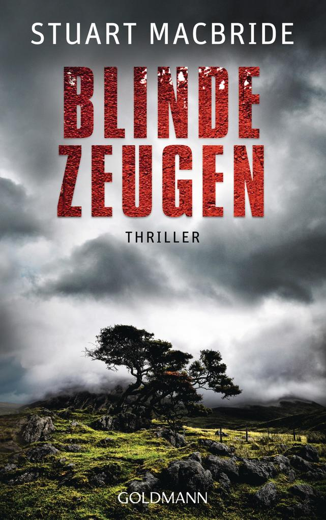 Blinde Zeugen als eBook von Stuart MacBride - Manhattan