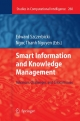 Smart Information and Knowledge Management - Edward Szczerbicki; Ngoc Thanh Nguyen