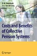 Costs and Benefits of Collective Pension Systems