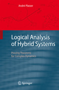 Platzer, André: Logical Analysis of Hybrid Systems