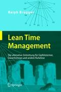 Lean Time Management