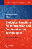 Biological functions for information and communication technologies: theory and inspiration. Studies in computational intelligence, 320. - Sawai, Hidefumi [Hrsg.]