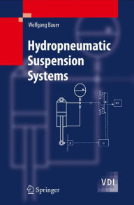Hydropneumatic Suspension Systems - Wolfgang Bauer