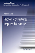 Kolle, Mathias: Photonic Structures Inspired by Nature